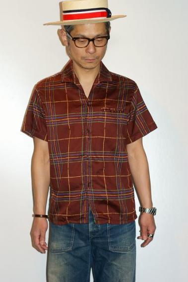 SG41117 イタリアンカラーシャツ