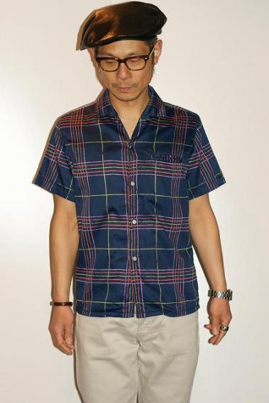 JELADO (ジェラード) イタリアンカラーシャツ SG41117