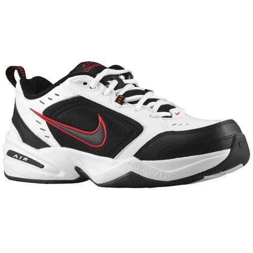 (取寄)NIKE ナイキ メンズ エア モナーク 4 トレーニングシューズ Nike Men's Air Monarch IV White Black 【コンビニ受取対応商品】