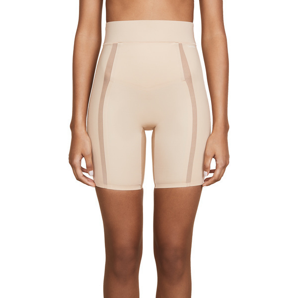 aad387d92a (order) Calvin Klein Underwear Women s Sculpted Thigh Shaper Shorts Calvin  Klein underwear Lady s scalp Thai shy par shorts Bare