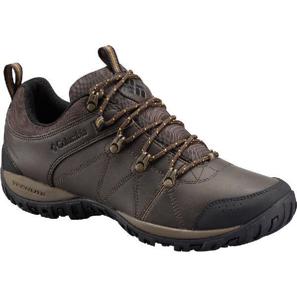 (取寄)コロンビア メンズ ピークフリーク ベンチャー ハイキングシューズ Columbia Men's Peakfreak Venture Hiking Shoe Cordovan/Squash【outdoor_d19】