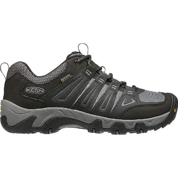 (取寄)キーン メンズ オークリッジ ハイキングシューズ KEEN Men's Oakridge Hiking Shoe Magnet/Gargoyle