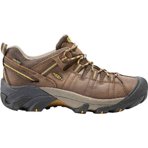 (取寄)キーン メンズ ターギー ll ハイキングシューズ KEEN Men's Targhee ll Hiking Shoe Cascade Brown/Golden Yellow