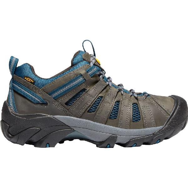 (取寄)キーン メンズ ボイジャー ハイキングシューズ KEEN Men's Voyageur Hiking Shoe Alcatraz/Legion Blue【outdoor_d19】