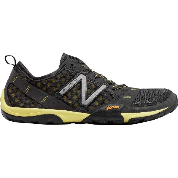(取寄)ニューバランス メンズ スニーカー グレー 10v1ミニマス ランニングシューズ New Balance Men's 10v1 Minimus Running Shoe Grey/Yellow