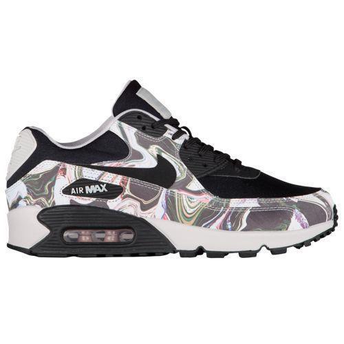 (取寄)ナイキ レディース スニーカー エアマックス 90 Nike Women's Air Max 90 Black Black Vast Grey