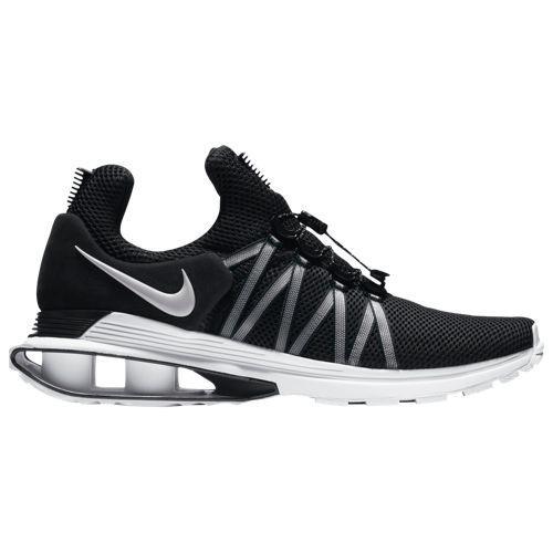 (取寄)ナイキ メンズ スニーカー ショックス グラビティ Nike Men's Shox Gravity Black White White