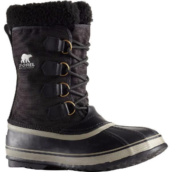 (取寄)ソレル メンズ 1964パック ナイロン ブーツ Sorel Men's 1964 Pac Nylon Boot Black/Tusk