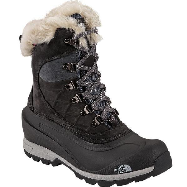 (取寄)ノースフェイス レディース チルカット 400 ブーツ The North Face Women Chilkat 400 Boot Tnf Black/Zinc Grey