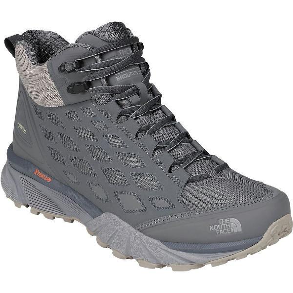 (取寄)ノースフェイス メンズ エンデュラス ハイキング ミッド Gtx ハイキング ブーツ The North Face Men's Endurus Hike Mid GTX Hiking Boot Zinc Grey/Griffin Grey