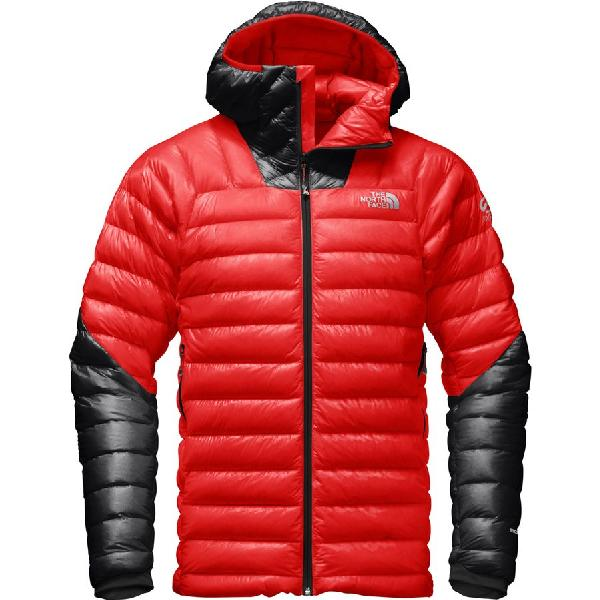 【中古】 (取寄)ノースフェイス Men's Black メンズ サミット L3 フーデッド Down ダウン ジャケット The North Face Men's Summit L3 Hooded Down Jacket Fiery Red/Tnf Black, オオミヤク:b110ed02 --- canoncity.azurewebsites.net