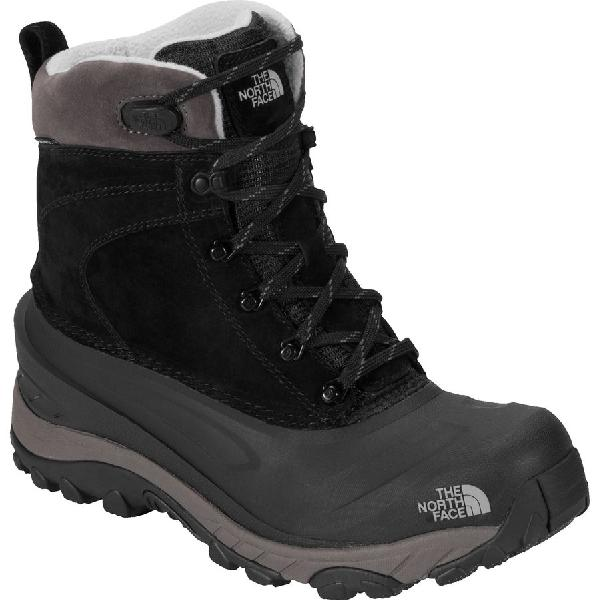 (取寄)ノースフェイス メンズ チルカット 3 ブーツ The North Face Men's Chilkat III Boot Tnf Black/Dark Gull Grey