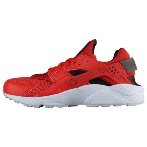 1334c6304d07 (order) ナイキメンズスニーカーエアハラチ Nike Men s Air Huarache Habanero Red Black White  Pure Platinum Dark Grey