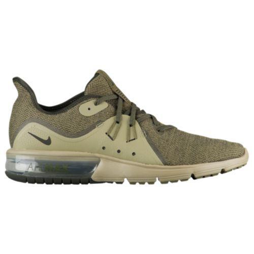 (取寄)ナイキ メンズ エア マックス シークエント 3 ランニングシューズ スニーカー Nike Men's Air Max Sequent 3 Neutral Olive Sequoia Medium Olive