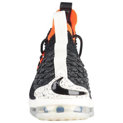 separation shoes 7f02c d378d (order) Nike men basketball shoes Revlon 15 Revlon James basketball Nike  Men s LeBron 15 Lebron James Black Sail Bright Crimson