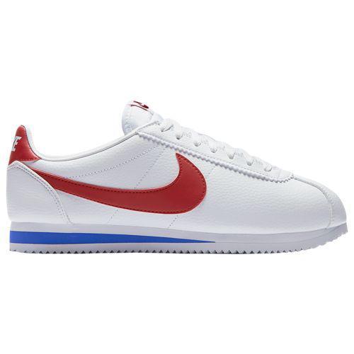 (取寄)ナイキ メンズ コルテッツ LE スニーカー Nike Men's Cortez LE White Red Blue