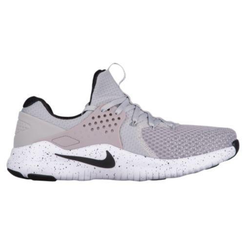 4d8bdf50174b (order) Nike men sneakers-free trainer V8 training shoes Nike Men s Free  Trainer V8 Matte Silver Black White