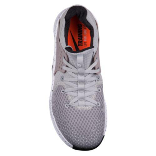 7d7758ba58cec (order) Nike men sneakers-free trainer V8 training shoes Nike Men s Free  Trainer V8 Matte Silver Black White
