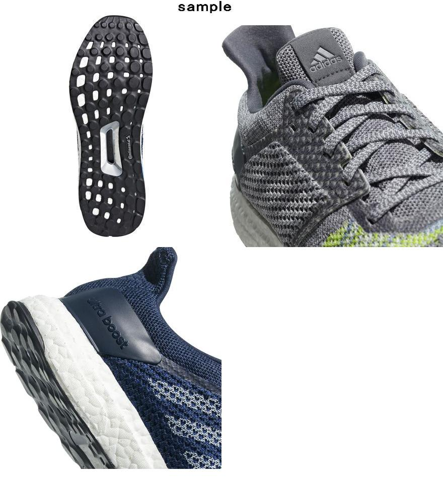 26ac15e607c9 (order) Adidas men ultra boost St running shoes Adidas Men s Ultraboost ST  Running Shoe Grey Two Grey Five Solar Slime