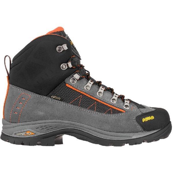 (取寄)アゾロ メンズ パトロール GV ブーツ Asolo Men's Patrol GV Boot Grey/Black