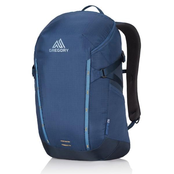 a5b0db0eda グレゴリー リュック サツマ 26 バックパック ブルー 青 Gregory Satuma Backpack Harbor Blue バックパック 対応