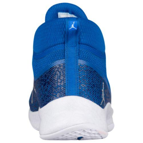 d296b271366 ... Jordan men basketball shoes super fly blue Jordan Men's Super.Fly 5 PO  Team Royal ...