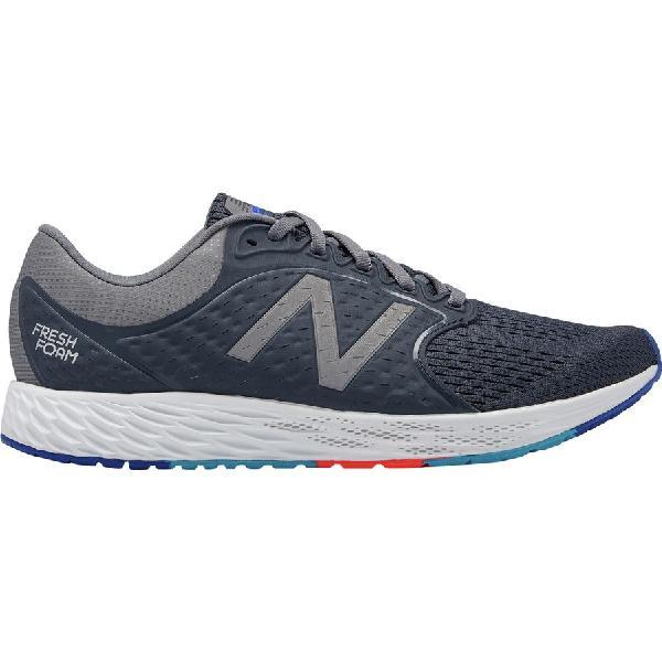 (取寄)ニューバランス メンズ フレッシュ フォーム ザンテ v4 ランニングシューズ New Balance Men's Fresh Foam Zante v4 Running Shoe Steel/Thunder/Pacific