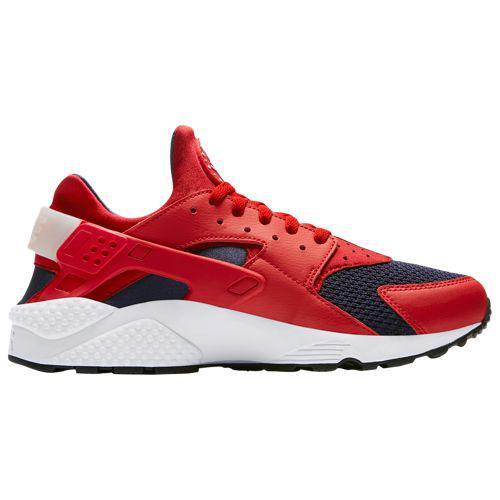 (取寄)ナイキ メンズ スニーカー エア ハラチ Nike Men's Air Huarache University Red University Red White
