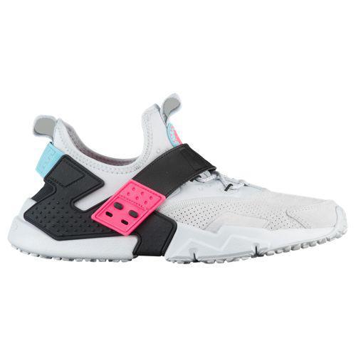 (取寄)ナイキ メンズ スニーカー エアハラチ ドリフト プレミアム Nike Men's Air Huarache Drift Premium Pure Platinum Black Racer Pink