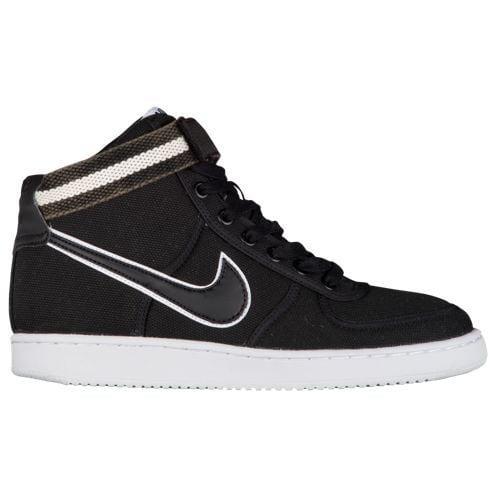 (取寄)ナイキ レディース スニーカー バンダル ハイカット Nike Women's Vandal Hi Black Black White