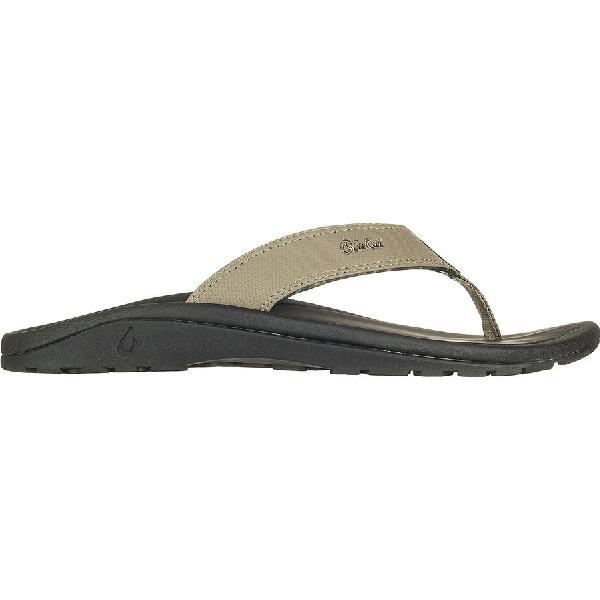 (取寄)オルカイ メンズ オハナ サンダル Olukai Men's Ohana Sandal Clay/Black