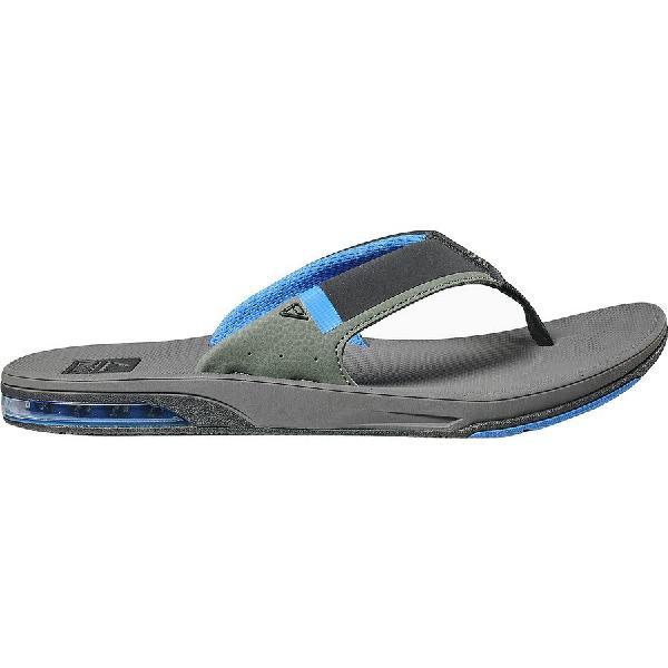 (取寄)リーフ メンズ ファニング ロウ フリップ フロップ Reef Men's Fanning Low Flip Flop Grey/Blue
