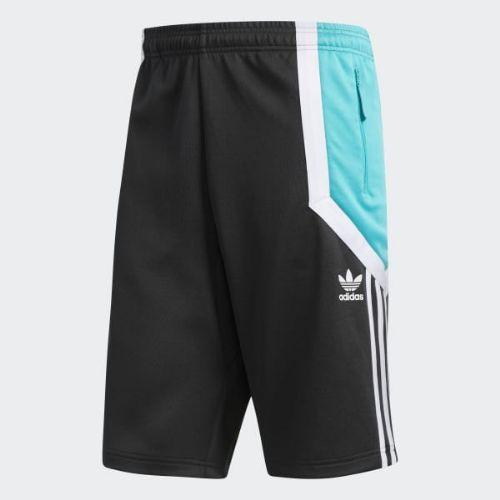 (取寄)アディダス オリジナルス メンズ ノヴァ ショーツ adidas originals Men's Nova Shorts Carbon / Shock Green