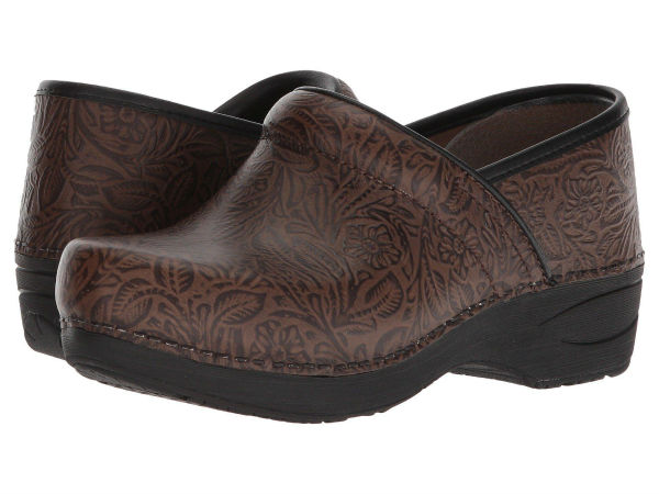 (取寄)ダンスコ レディース XP 2.0 Dansko Women XP 2.0 Brown Floral Tooled