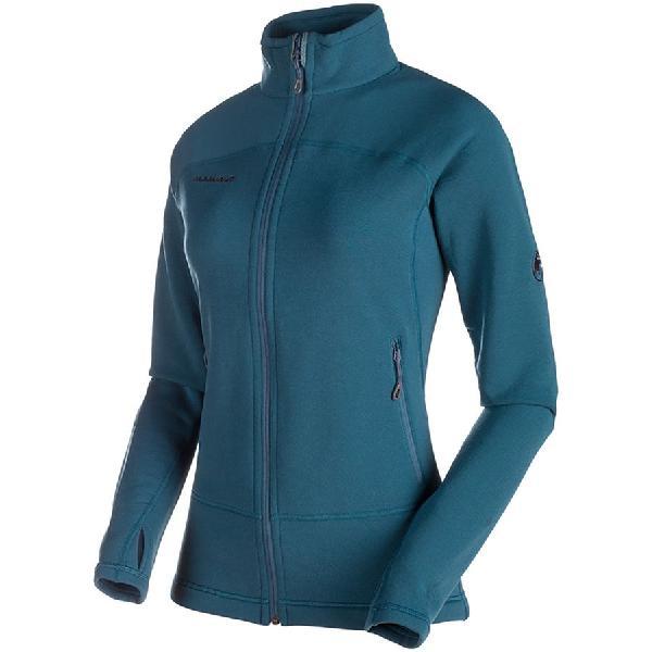 (取寄)マムート レディース キラ プロ ML フリース ジャケット Mammut Women Kira Pro ML Fleece Jacket Orion