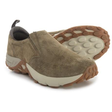 (取寄)メレル メンズ ジャングル モック AC+カジュアル シューズ Merrell Men's Jungle Moc AC+ Casual Shoes Dusty Olive