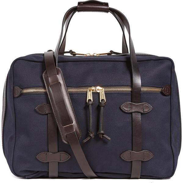 (取寄)FILSON Small Pullman Duffel Bag フィルソン スモール プルマン ダッフル バッグ Navy