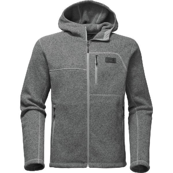 (取寄)ノースフェイス メンズ ゴードン リヨン フリース ジャケット The North Face Men's Gordon Lyons Fleece Jacket Tnf Medium Grey Heather