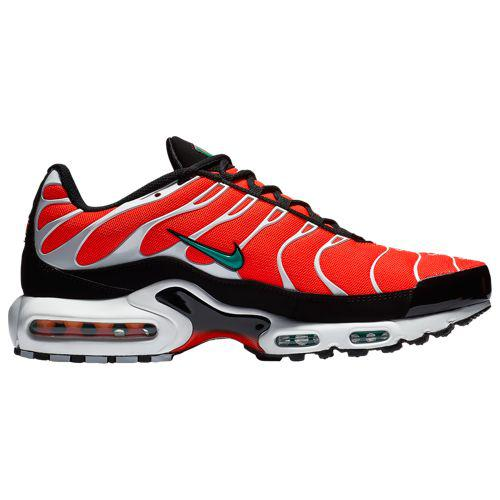 (取寄)ナイキ メンズ エア マックス プラス Nike Men's Air Max Plus Team Orange Neptune Green White Black