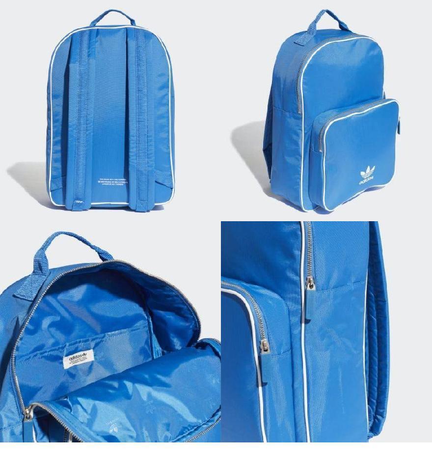 9e66fbe236c4 クラシック メンズ オリジナルス (取寄)アディダス バックパック Bluebird Backpack Classic Men's originals  adidas-バックパック・リュック - embroitique.com