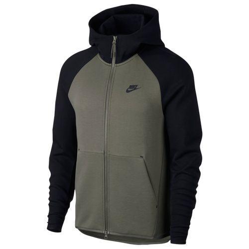 (取寄)ナイキ メンズ パーカー テック Twilight フリース フルジップ フーディ Nike Nike Men's フーディ Tech Fleece Full-Zip Hoodie Twilight Marsh Black Black, 水上町:8372b1cb --- m2cweb.com