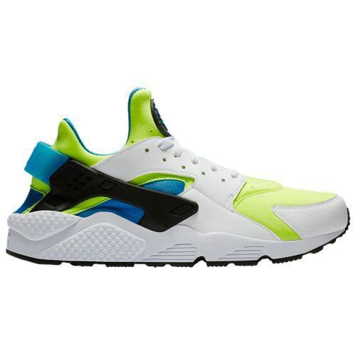 (取寄)ナイキ Volt メンズ エア Blue ハラチ Nike Men's Air Huarache Black White Volt Black Photo Blue, カーポートマルゼン:0799064c --- cgt-tbc.fr