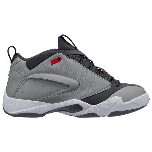 (取寄)ジョーダン メンズ ジャンプマン クイック 23 Jordan Men's Jumpman Quick 23 Particle Grey Gym Red Dark Smoke Grey White