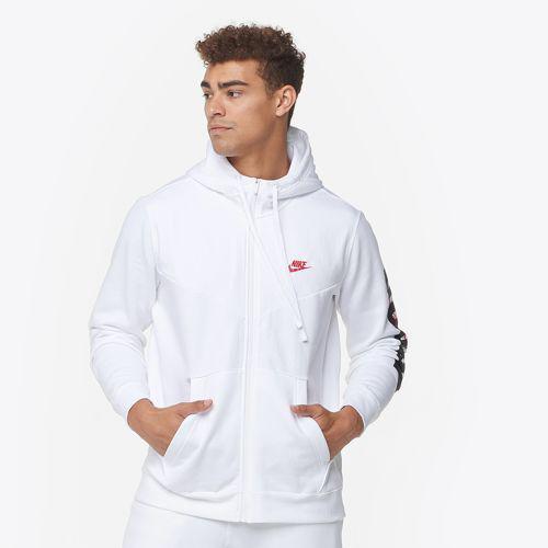 (取寄)ナイキ メンズ Hoodie パーカー JDI フリース フルジップ フーディ フリース Red Nike Men's JDI Fleece Full-Zip Hoodie White White University Red, ACUBE:ed6baffe --- m2cweb.com
