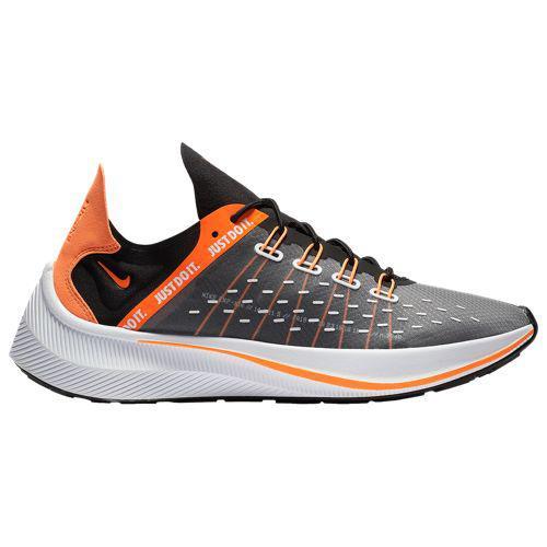 (取寄)ナイキ メンズ EXP X14 Nike Men's Exp X14 Black Total Orange White Cool Grey