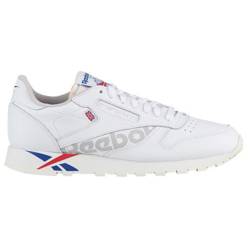 691143bd7b6 SWEETRAG Rakuten Ichiba Shop  (order) リーボックメンズクラシックレザーオルタード Reebok Men s  Classic Leather Altered White Dark Royal Exc Red Snow Grey ...