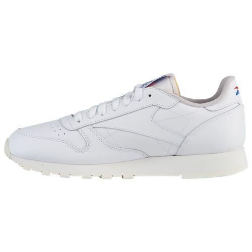 6f862fb008f (order) リーボックメンズクラシックレザーオルタード Reebok Men s Classic Leather Altered White  Dark Royal Exc Red Snow Grey