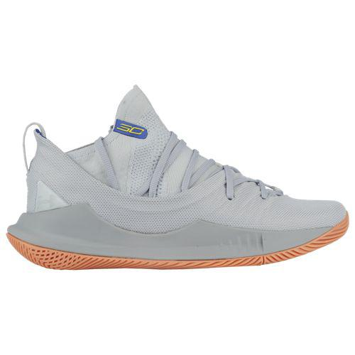 (取寄)アンダーアーマー メンズ カリー 5 ステファン カリー Underarmour Men's Curry 5 Stephen Curry Elemental Ivory Tokyo Grey
