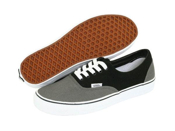 (取寄)Vans(バンズ) スニーカー エラ コア クラシックス メンズ Vans Men's Era Core Classics Pewter/Black/Metal Crush/Nappa Wax