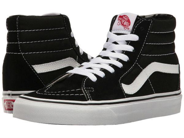 (取寄)Vans(バンズ) スニーカー スケート ユニセックス メンズ レディース Vans Unisex SK8 (For Unisex) Black/White